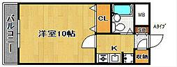 ラヴィリンス[7階]の間取り