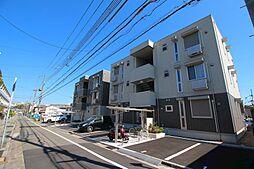兵庫県神戸市垂水区大町2丁目の賃貸アパートの外観