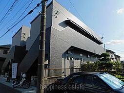 神奈川県相模原市南区相模台2の賃貸アパートの外観