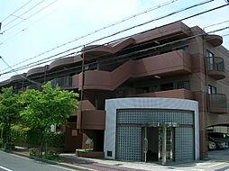 兵庫県伊丹市荻野5丁目の賃貸マンションの外観