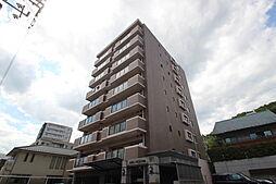 広島県広島市東区牛田旭2丁目の賃貸マンションの外観