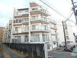 コーポ小松島[1階]の外観