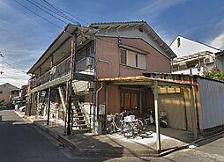 大阪府高槻市津之江町3丁目の賃貸アパートの外観