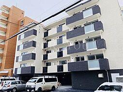 北海道札幌市中央区南二十条西13丁目の賃貸マンションの外観