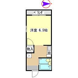 南宿駅 1.9万円