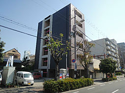 大阪府大阪市生野区巽北2丁目の賃貸マンションの外観