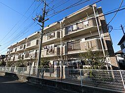 千葉県四街道市めいわ1丁目の賃貸マンションの外観