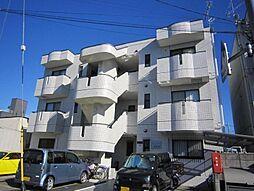 埼玉県川口市芝宮根町の賃貸マンションの外観