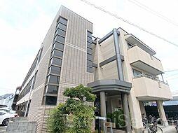 大阪府大阪狭山市茱萸木6丁目の賃貸マンションの外観