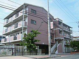 大阪府高石市綾園7丁目の賃貸マンションの外観