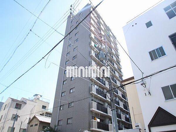 Scudetto Matsubara[3階]の外観