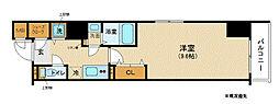 フェニックス新横濱参番館[5階]の間取り