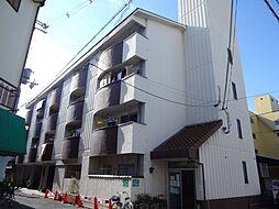 平野フラワーハイツ[4-E号室]の外観