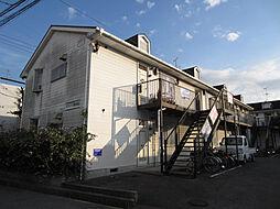 ラフィート東岸和田[1階]の外観