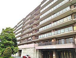 朝日マンション横浜蒔田[7階]の外観