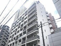 家具家電付きシティヒルズ安堂寺[5階]の外観