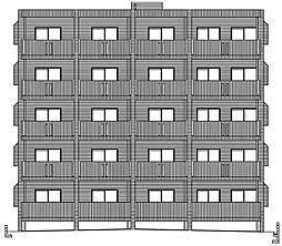 (仮称)延岡・祇園町2丁目マンション[101号室]の外観