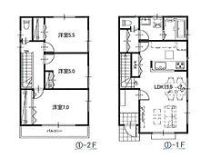 建築条件はございません。お好きなハウスメーカーで建築できます