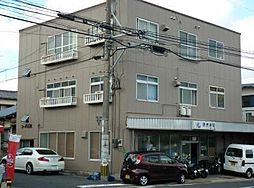 コーポ石田[201号室]の外観