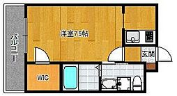 Shiobaru3181[4階]の間取り
