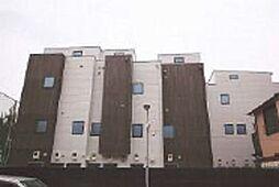 アンベリール西日暮里[2階]の外観
