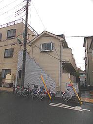 埼玉県川口市西川口3丁目の賃貸アパートの外観