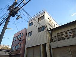 クローバーマンション[3階]の外観