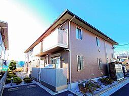 埼玉県和光市南1丁目の賃貸アパートの外観