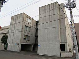 マイルーム澄川[3階]の外観