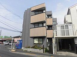 東京都三鷹市新川1の賃貸マンションの外観