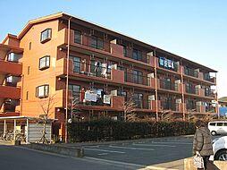 コーナス・ガーデンA棟[3階]の外観
