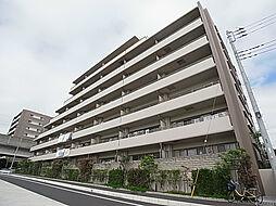 レジディア東松戸[3階]の外観