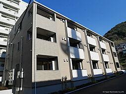 ポルタコスタII A棟[2階]の外観