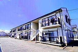 エクセル岸 B[1階]の外観