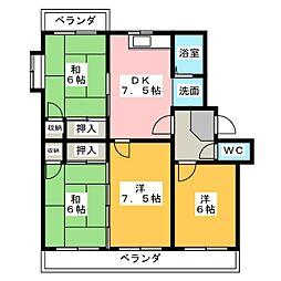 杁ヶ池公園駅 7.9万円