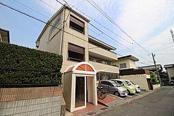 山口県下関市稗田南町の賃貸アパートの外観