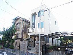 愛知県名古屋市千種区若水3丁目の賃貸アパートの外観