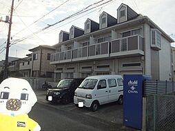 カーサ東中沢[202号室]の外観