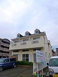 福岡県福岡市東区大字松崎2丁目の賃貸アパートの外観