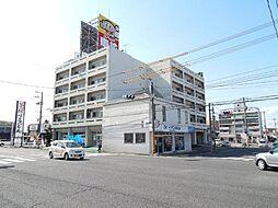 小松ビル[3階]の外観