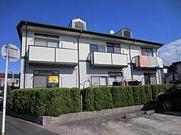 愛知県名古屋市中川区大当郎3丁目の賃貸アパートの外観