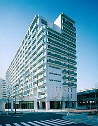 アパートメンツ東雲キャナルコート[12階]の外観