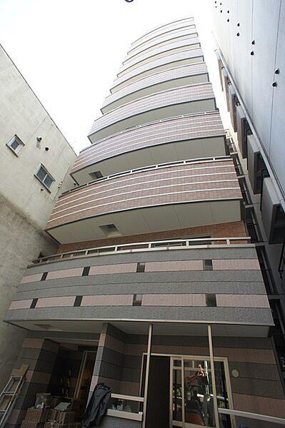 ルミエール安堂寺[2階]の外観