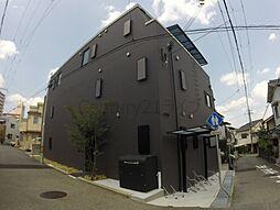 兵庫県宝塚市伊孑志1丁目の賃貸マンションの外観