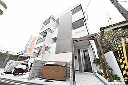大阪府豊中市千成町2丁目の賃貸マンションの外観