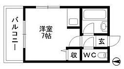 野里駅 3.8万円
