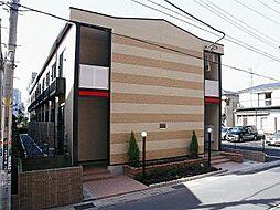 埼玉県さいたま市中央区本町東7丁目の賃貸アパートの外観
