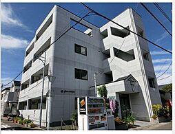 神奈川県平塚市平塚2丁目の賃貸マンションの外観