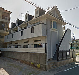 愛知県名古屋市天白区一つ山5丁目の賃貸アパートの外観
