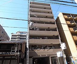 京都府京都市下京区万寿寺通富小路西入本上神明町の賃貸マンションの外観